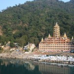Tera Manzil Temple in Rishikesh