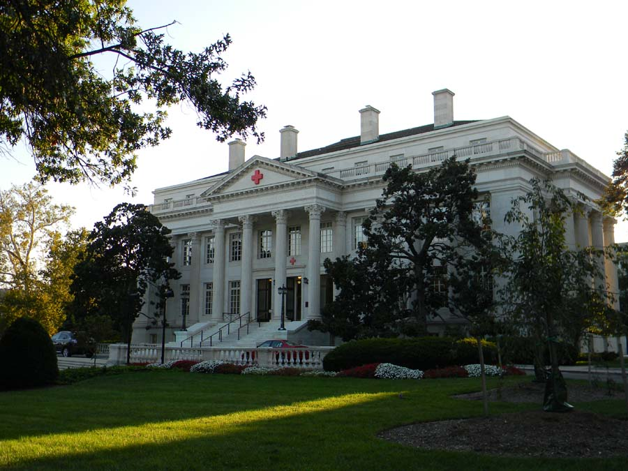 American Red Cross Museum in Washington DC