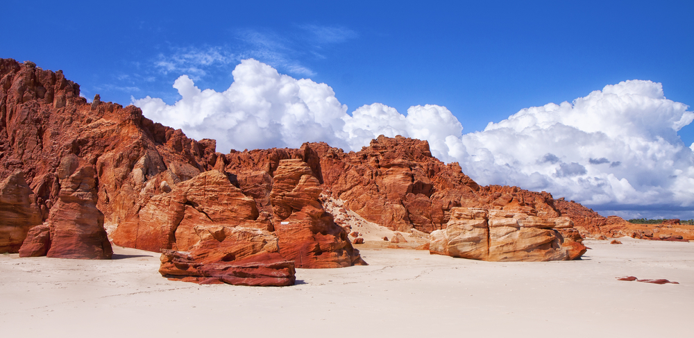 Cape Leveque in Western Australia