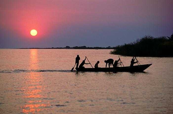 Lake Tanganyika, Africa