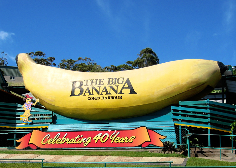 Big Banana Coffs Harbour