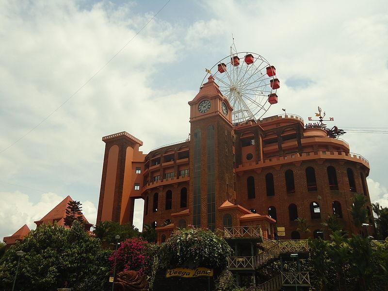 Wonderla Park, Kochi