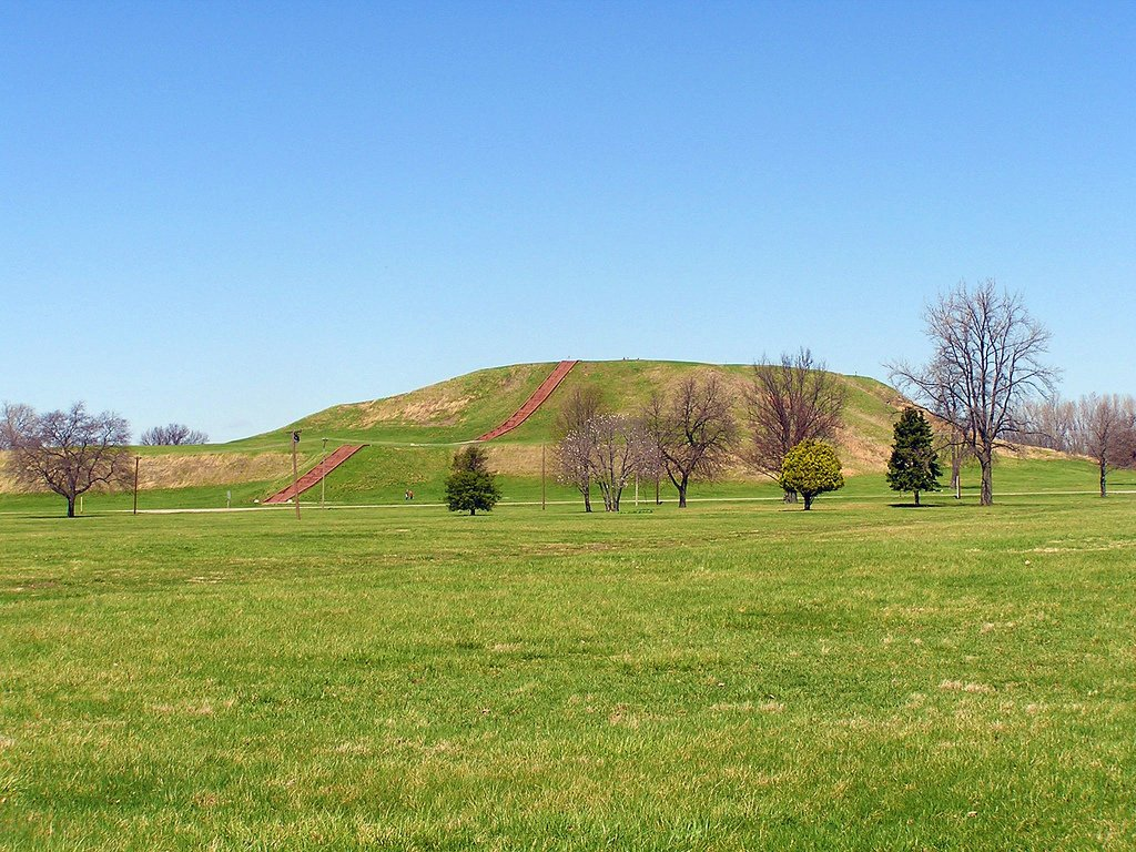 Cahokia Mounds, Collinsville