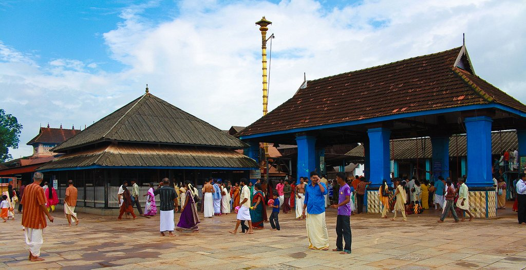 Chottanikkara Temple in  Kerala