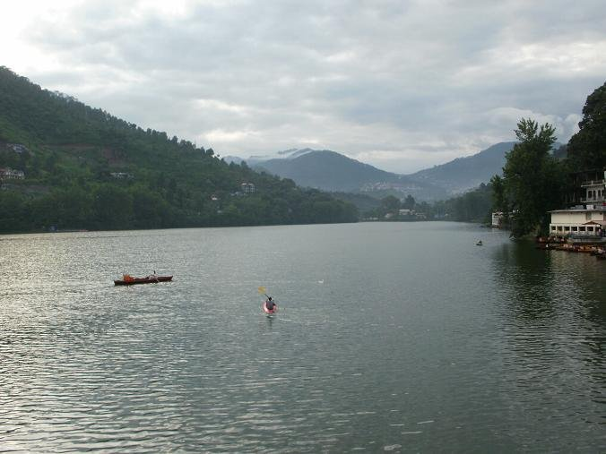 Tourist attractions in Bhimtal, Uttarakhand