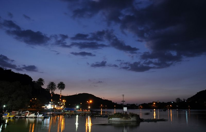 Tourist attractions in Mount Abu, Rajasthan