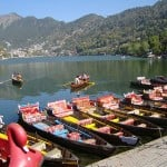 Tourist attractions in Nainital, India