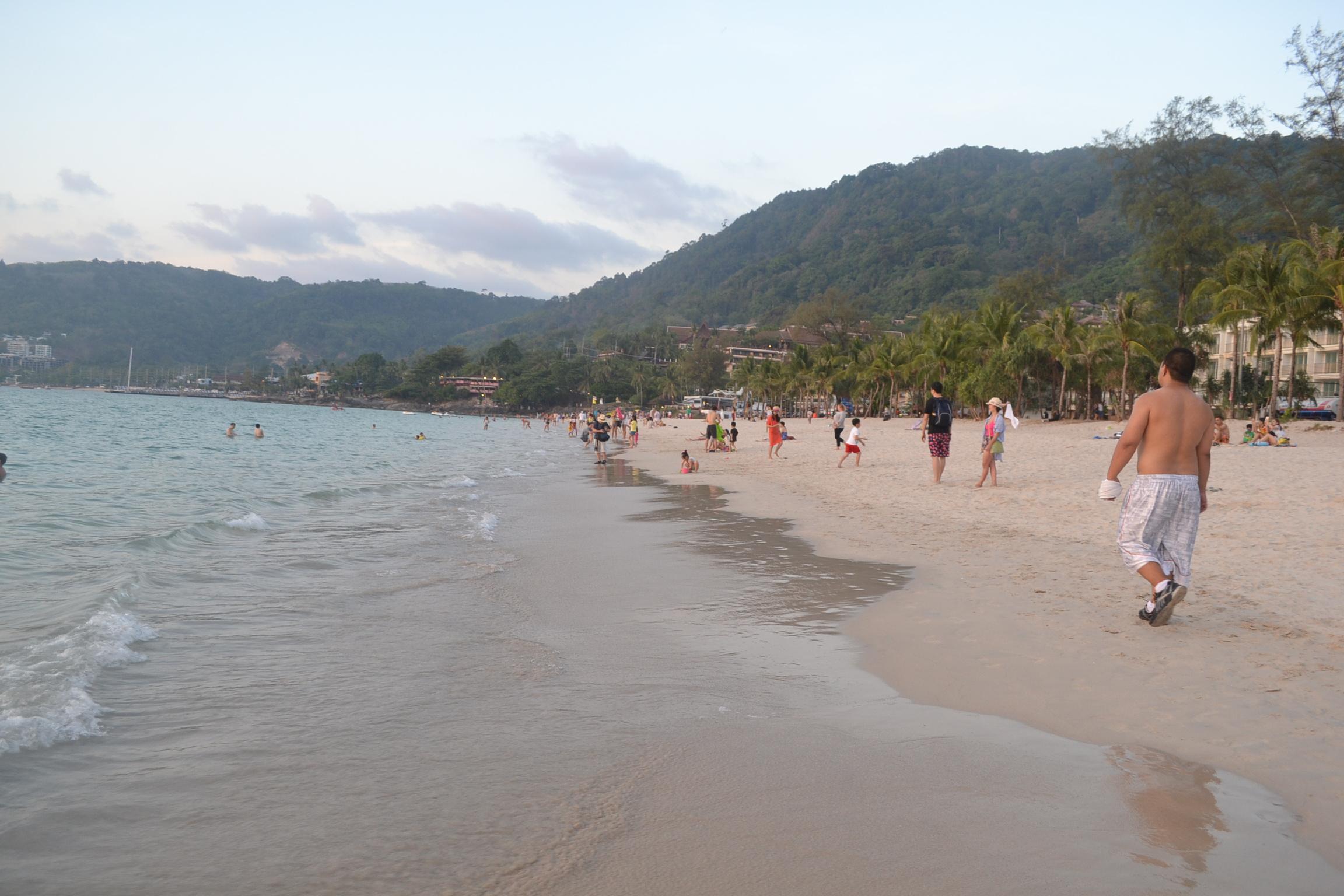 Patong Beach,Thailand