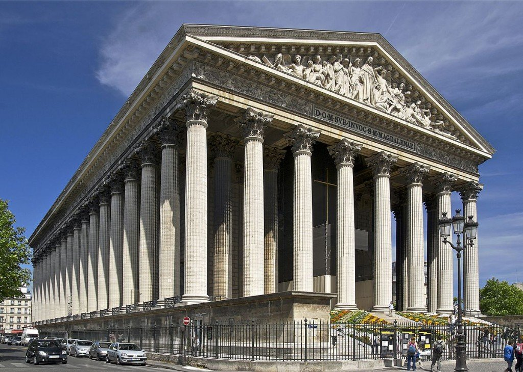La Madeleine Travel Information