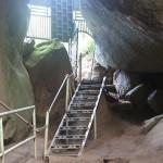 Inside Edakkal Cave image