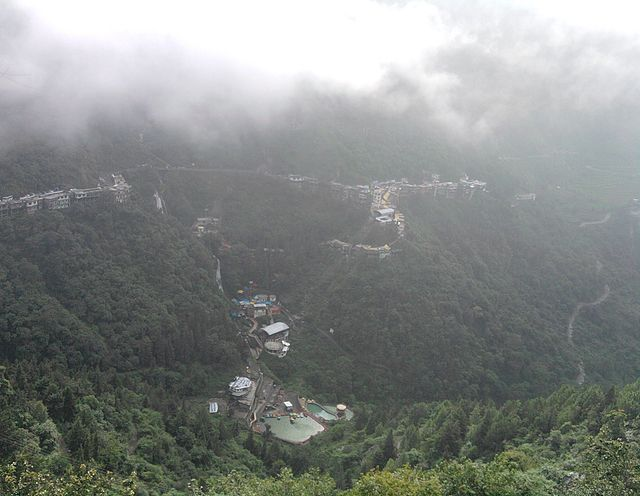 Places to visit in Mussoorie, India