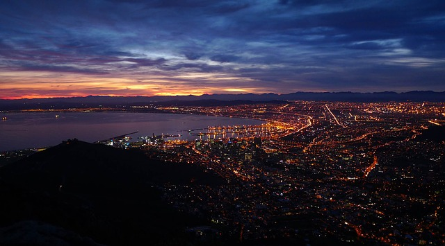 Cape Town at Night