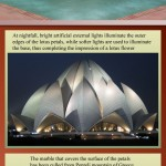 Lotus Temple Infographic