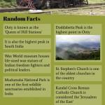 Ooty,Tamil Nadu Infographic