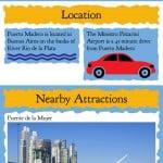 Puerto Madero Infographic