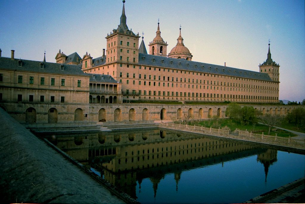 El Escorial in Spain