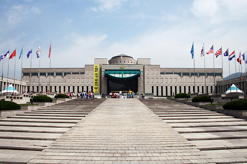 War Memorial of Korea in Seoul