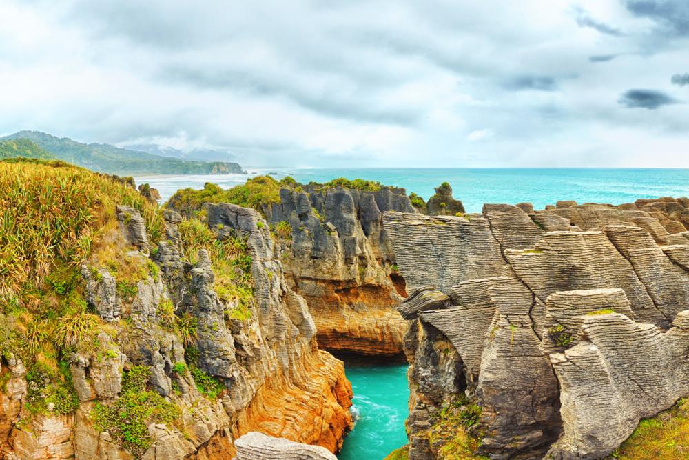 Paparoa National Park Travel Information Location Best