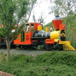 Fun Train at Gold Reef City
