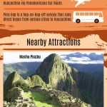 Huacachina Infographic
