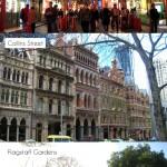 Melbourne Infographic