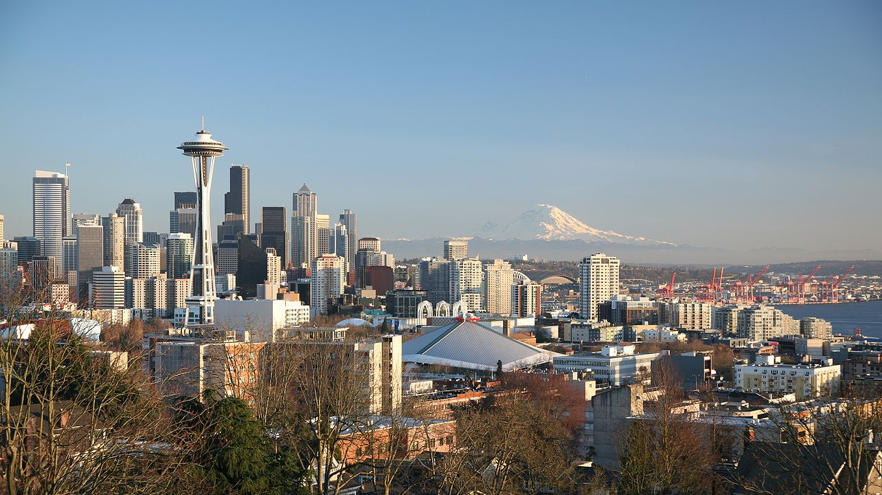 Seattle Washington Image