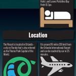 Universal Orlando Infographic