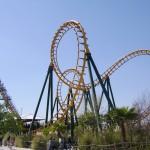 Vekoma Boomerang Roller Coaster