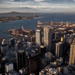 Central Business District Auckland