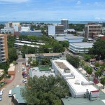 Darwin Central Business District
