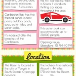 Everland Resort Infographic