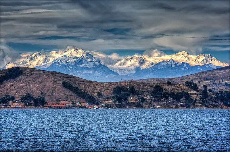 Lake Titicaca, South America