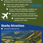 Taupo Infographic