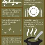Nameiseom Island Infographic