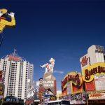 It's hard to imagine a bigger desert oasis than Las Vegas.