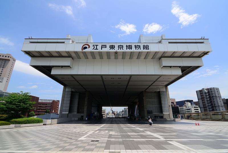 Edo Museum in Tokyo