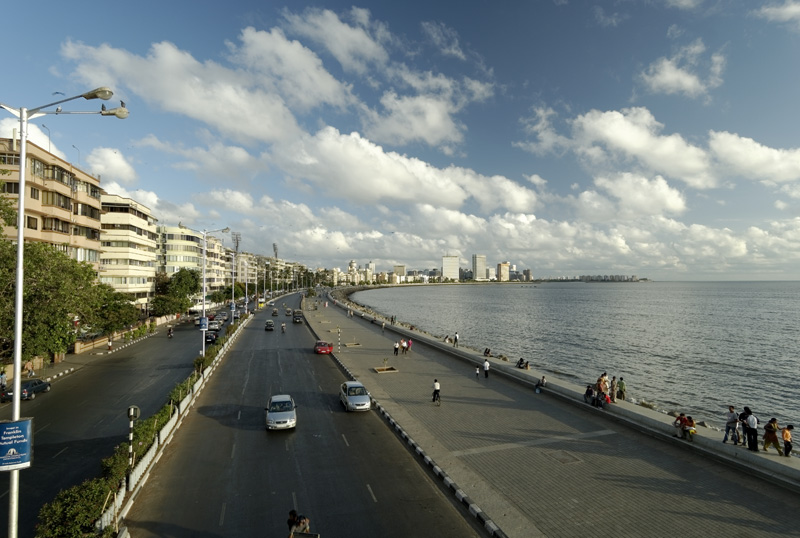 Marine Drive : Queen's Necklace
