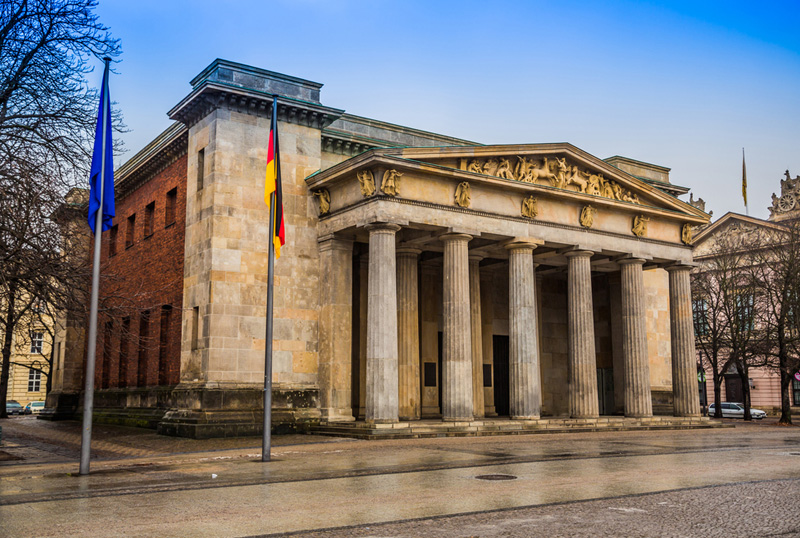 Neue Wache Travel Information