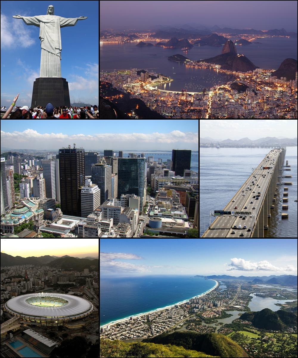 Rio de Janeiro  Travel Information