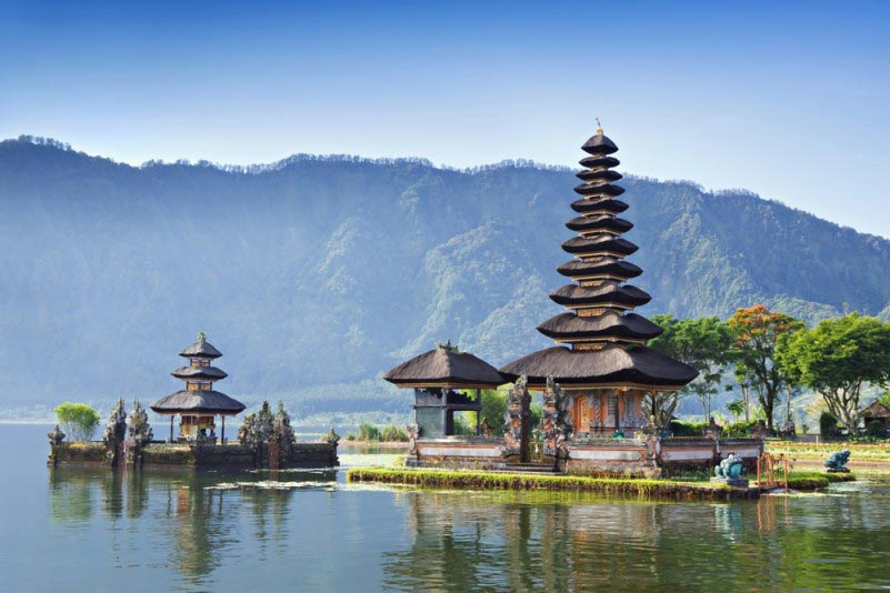 Place to visit in Indonesia
