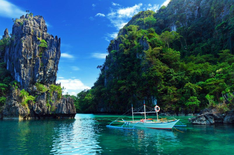 Place to visit in Philippines