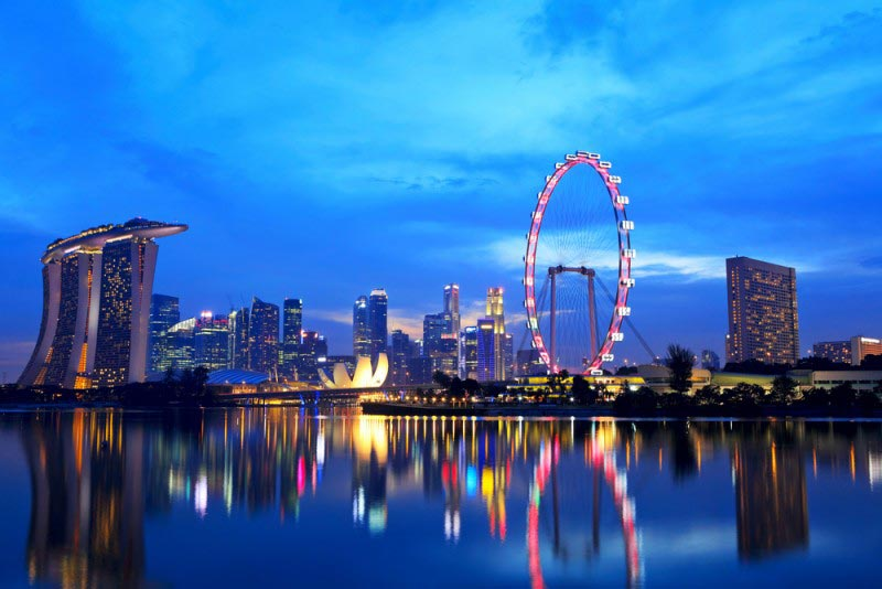 Singapore Travel Image