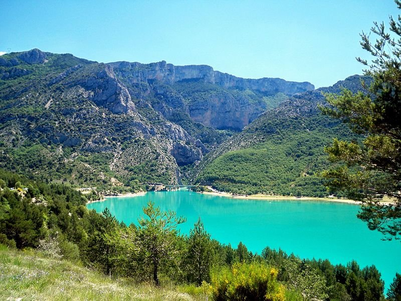 Gorges du Verdon Travel Information