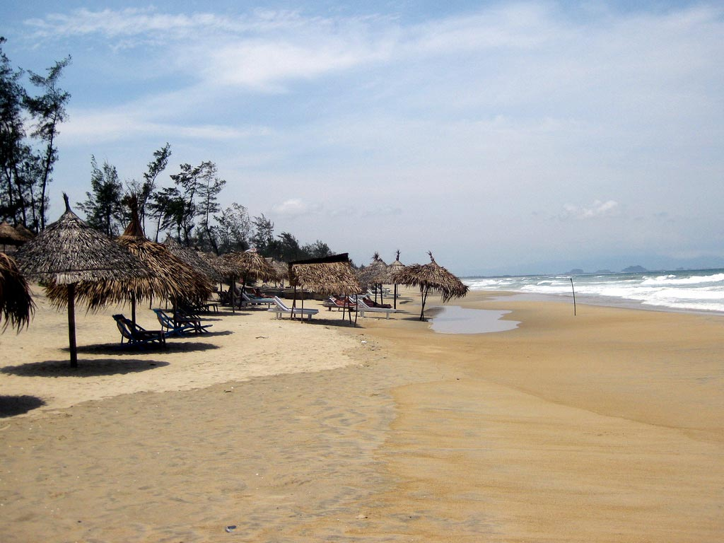 Hoi An: An Bang Beach, Vietnam