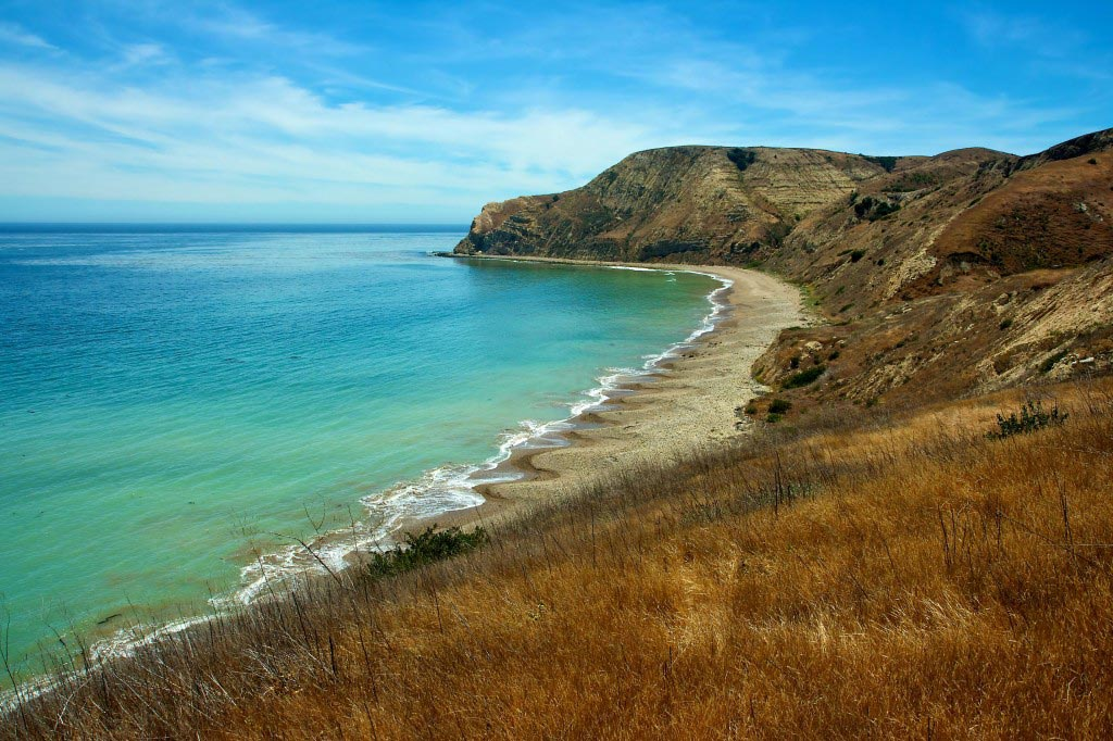 Channel Islands National Park in California