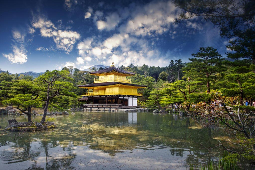 Kinkakuji (Golden Pavilion) Travel Information