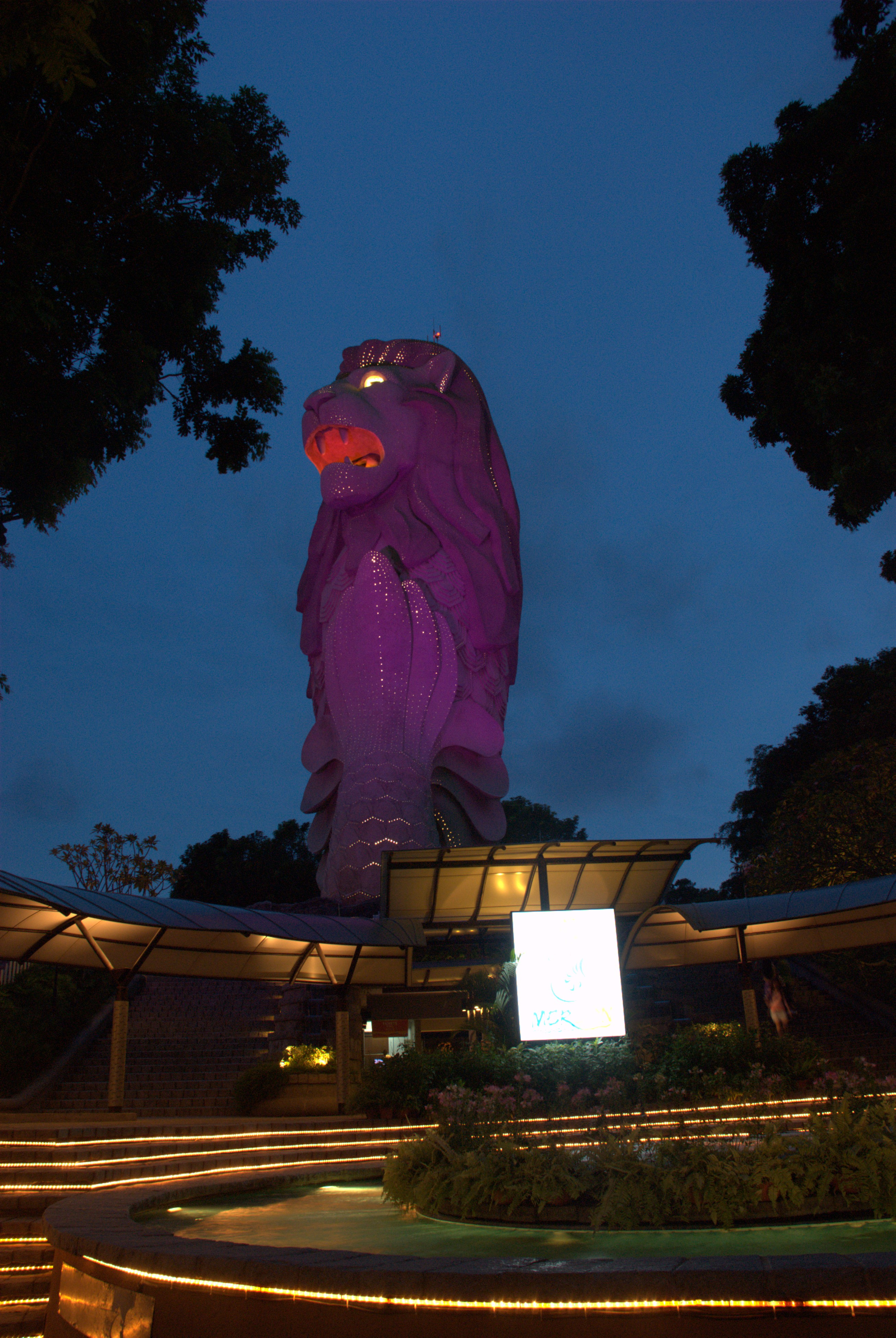 Merlion Park Singapore Map Facts Location Best Time To Visit