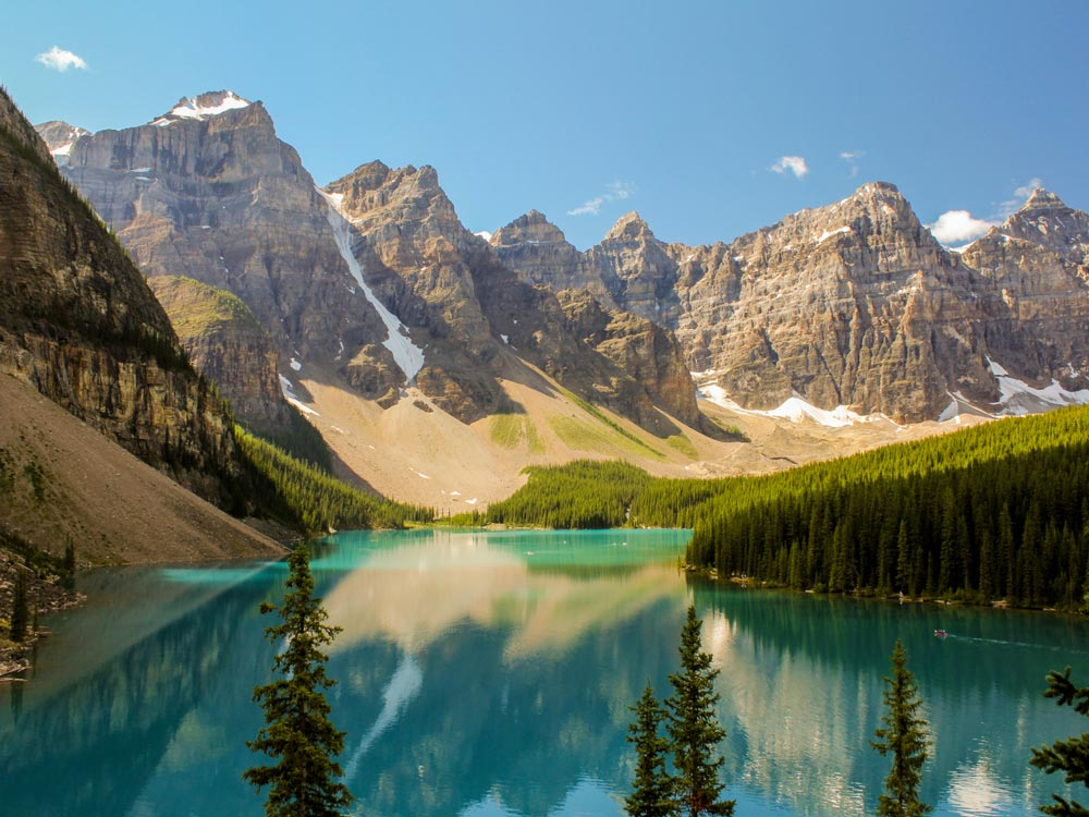 Canadian Rockies Travel Information