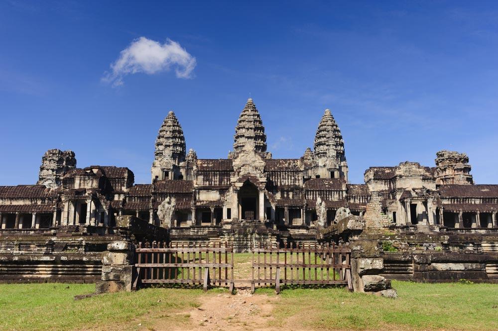 Angkor Wat Travel Information - Map, Location, History ...