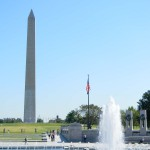Washington Monument in Washington, USA